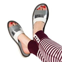 Eleganckie kapcie pantofle...