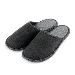 Pantofle męskie filcowe...