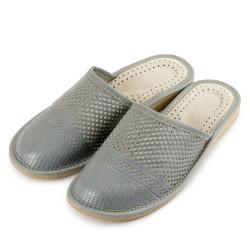 Pantofle damskie ażurowe...