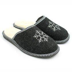 Pantofle damskie ocieplane...